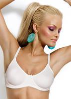 Бюстгальтер-минимайзер с косточками, визуально уменьшает грудь и идеально подходит для крупных размеров груди