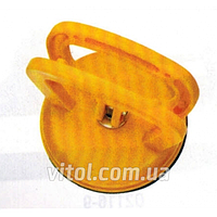 Присоска одинарная для открытия люков TJG (D2337), присоска для автосервиса, присоска для сто
