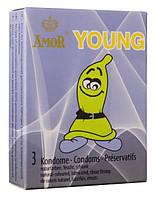 Презервативы - Amor Young 3шт