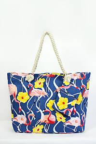 Пляжная сумка Дубай джинсовая