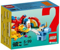 LEGO® Classic ВЕСЕЛКОВІ РОЗВАГИ 10401