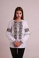 Заготовка Сокальської жіночої сорочки для вишивки нитками/бісером БС-68, фото 1