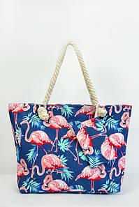 Пляжная сумка Дубай синий
