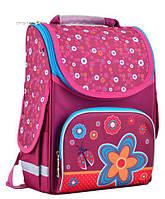 Рюкзак каркасный  Smart 554456 PG-11 Flowers red, 31*26*14, фото 2 Рюкзак каркасный  Smart 554456 PG-11 Flower