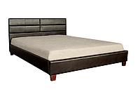 """Кровать 1,6 """"Джустина"""" (браун)"""