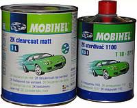Мобихел (Mobihel) лак акриловый матовый MS 2+1 1л + отвердитель 8800 0,5л