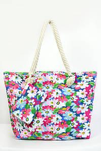 Пляжная сумка Пиза зеленая
