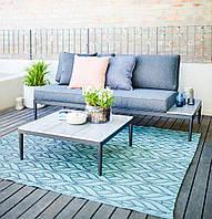 Комплект мебели 2-местный серый, фото 1