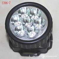 Налобный фонарь с креплением на голову.Код 1396-7
