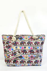 Пляжная сумка Пиза песочная