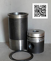 Поршнекомплект  Д-260 (диаметр пальца 38 мм)(гильза, поршень. упл.к.)