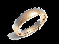 Кольца обручальные Серия Twin Set белое и красное золото с бриллиантами - № 310-0047_300-0047