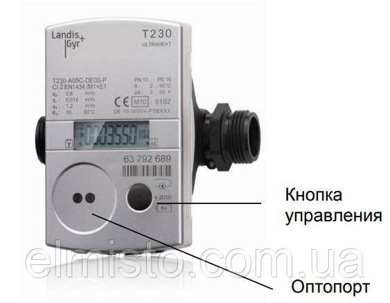 Сверхкомпактные специально разработанные для квартирного учета счетчики тепла ULTRAHEAT®T230