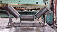Ролики конвейерные  полимерные 76х310
