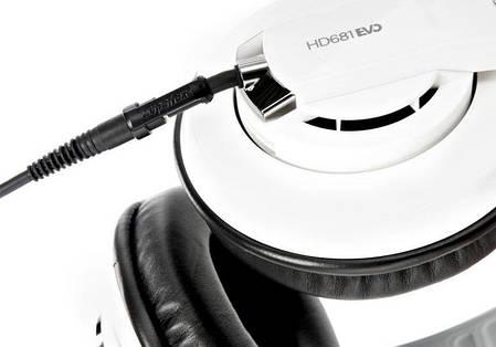 SUPERLUX HD681 EVO (White) Наушники Медиа, DJ модели тип Полу-открытый, фото 2