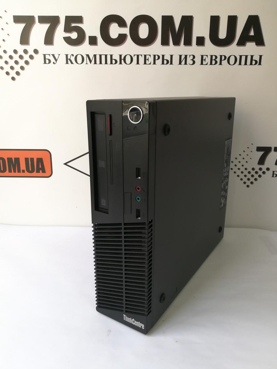 Компьютер Lenovo M73 DT, Intel Pentium G3230 3.0GHz, RAM 4ГБ, HDD 250ГБ