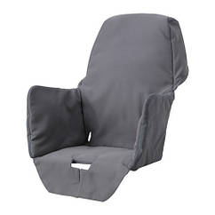 Чехол для высокого стульчика IKEA LANGUR серый 703.778.91