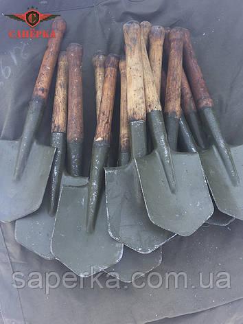 Лопата мала піхотна з чохлом РСЧА. Оригінал СРСР, фото 2