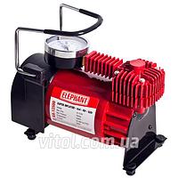 Компрессор для автомобиля ELEPHANT КА-12500 прикуриватель 150psi, 14A, 37л/мин, автомобильный компрессор, компрессор для машины