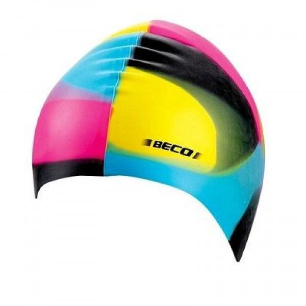 Шапочка для плавання BECO силікон 7391