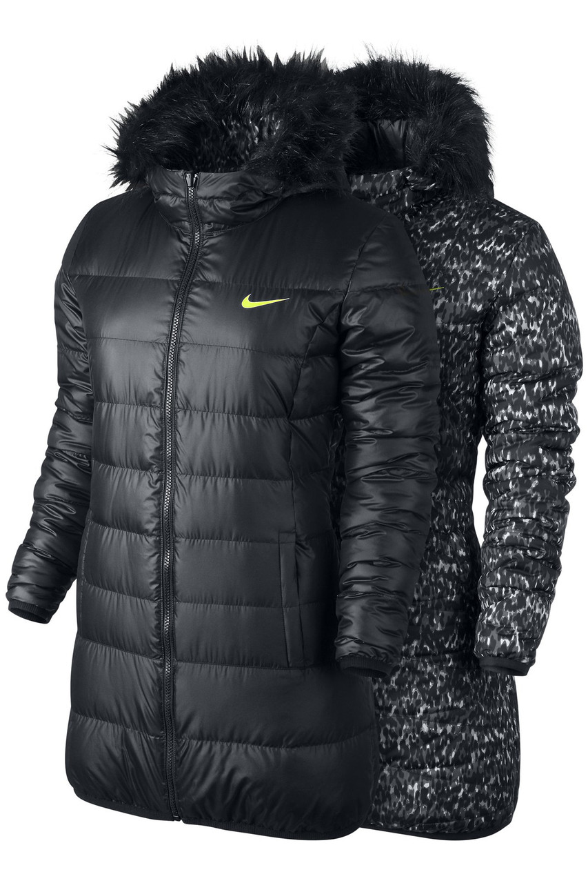 Куртка женская Nike alliance td jkt-550 hooded