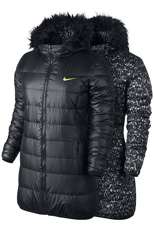 Куртка женская Nike alliance td jkt-550 hooded, фото 2