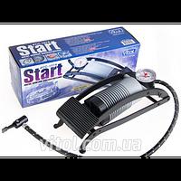 Насос для автомобиля COIDO CC-107A/START ножной, насос для машины
