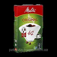 Фильтр-пакет для кофе Melitta №2, 40шт/упак