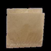 Уголок бумажный Бурый 140*140мм 500шт  (42)