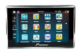 GPS навигатор Pioneer X54 для грузовиков