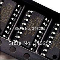 Сдвиговый регистр 74HC595D 74HC595 SOP-16 100шт.
