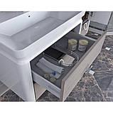 Тумба Ювента Ticino Tс-85 white, 800х500х850 мм , фото 3