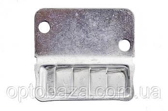 Прокладка с пластиной (тип 2) для бензопил Stihl 180, фото 3
