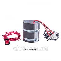 Подогреватель фильтров 85-105 мм 12/24В, 85-105 мм, подогреватель для фильтров