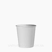 "Одноразовый стакан, серия ""Белый"", 110мл. 50шт/уп (1ящ/84уп/4200шт)"