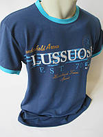 Трикотажные футболки средних размеров мужские., фото 1