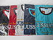 Трикотажные футболки средних размеров мужские., фото 6