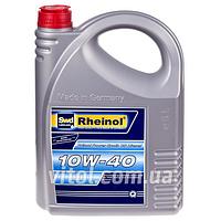Моторное масло для машины Rheinol Power Synth CS Diesel 10W-40-2, вязкость 10W-40, объем 5 л, автомобильные масла, машинное масло