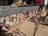 Стіл кований арт.м 6