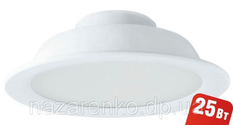 Светодиодный LED светильник 25 Вт / 865 IP 44