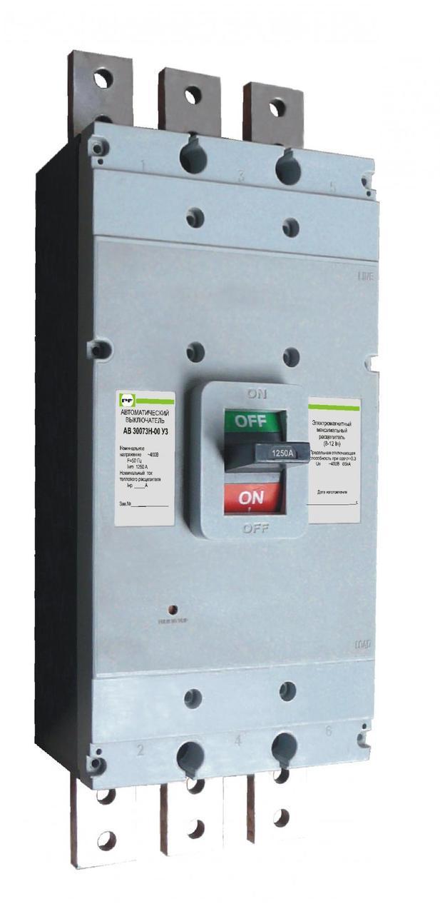 Автоматичний вимикач Промфактор АВ3007 800-1250А 3Р