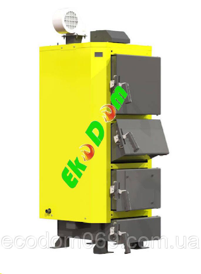 Универсальный котел Kronas Unic - P 150 кВт для отопления дома до 1500 м2