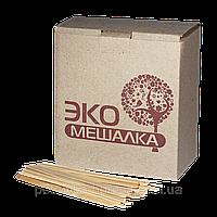 Мешалка  ECO деревянная   14 см. 1000шт в коробке