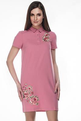 Сукня-поло Троянди