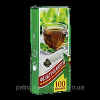 Фильтр пакет для чая ХL под чайник 100шт