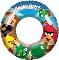 """Bestway Бествей 96103 Надувной круг """"Angry Birds"""""""
