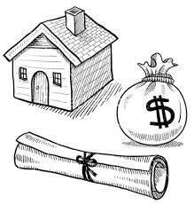 Зразок договору процентної фінансової позики