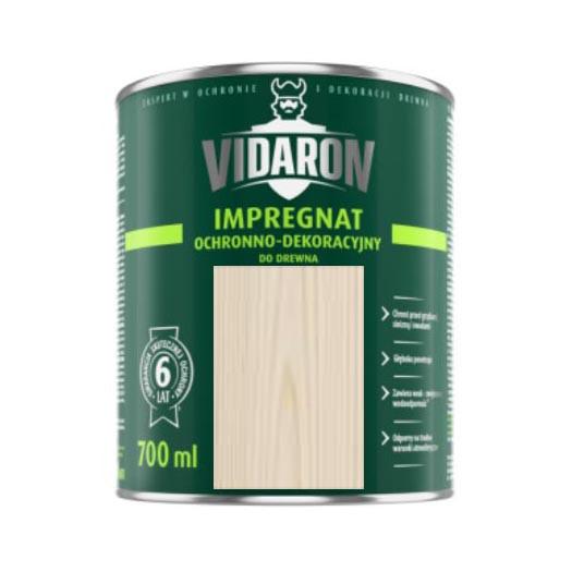 Імпрегнат древкорн    V17 Vidaron вибілений дуб  0,7л