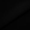 Трикотажная ткань 2 нитка однотонная черный