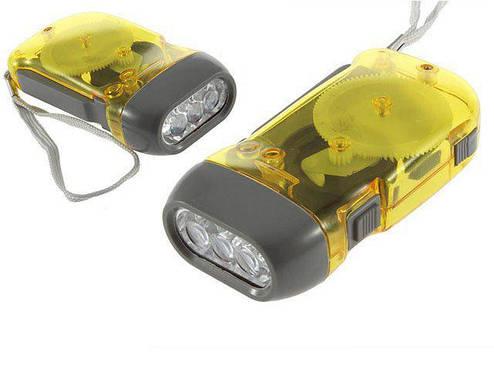Фонарь BAILONG 3 LED, фото 2